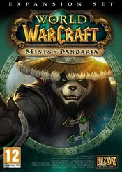 Jaquette World of Warcraft: Mists of Pandaria