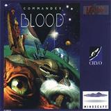 Jaquette Commander Blood