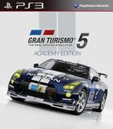 Jaquette Gran Turismo 5 : Academy Edition