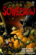 Couverture Batman/Scarecrow : Year one