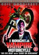 Affiche I Bought a Vampire Motorcycle