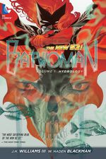Couverture Hydrology - Batwoman, tome 1