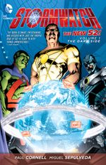 Couverture The Dark Side - Stormwatch (2011), Vol. 1