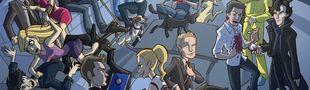 Illustration Les séries de ma jeunesse (hors dessins animés)