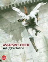 Couverture Assassin's Creed: Art (R)evolution