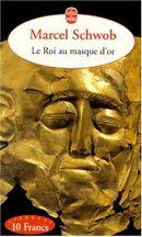 Couverture Le roi au masque d'or