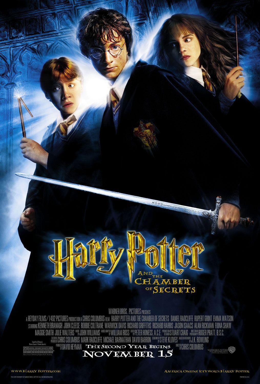 Affiches posters et images de harry potter et la chambre - Harry potter 2 et la chambre des secrets streaming ...