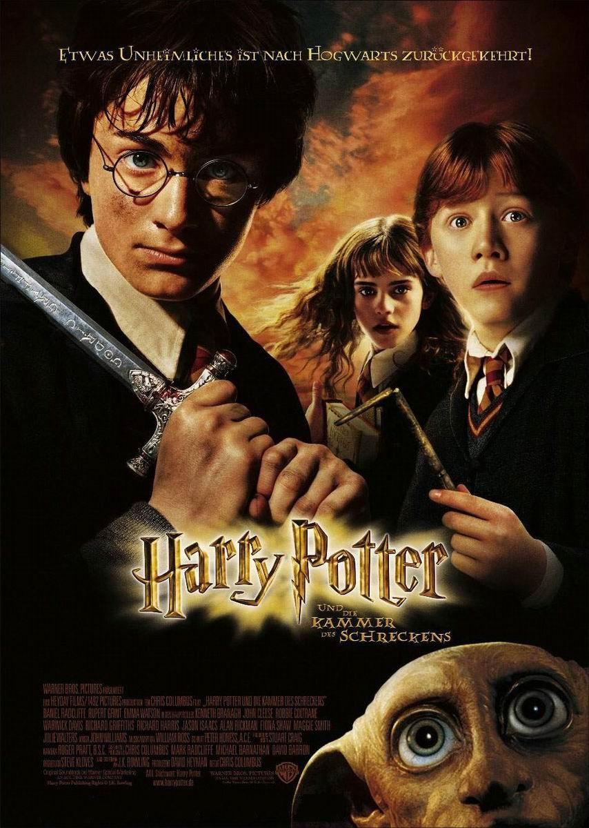 Affiches posters et images de harry potter et la chambre - Harry potter et la chambre des secrets streaming hd ...