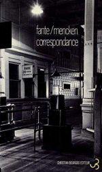 Couverture Correspondance 1930-1952
