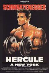 Affiche Hercule à New York