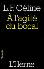 Couverture A l'agité du bocal