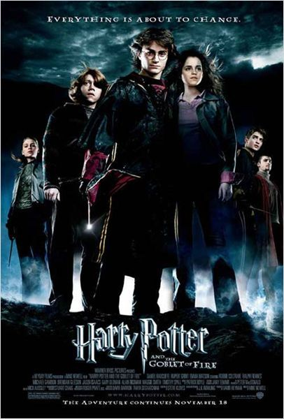 Affiches posters et images de harry potter et la coupe de 2005 - Harry potter la coupe de feu film ...