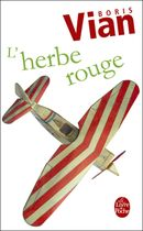 Couverture L'Herbe rouge