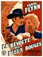 Affiche La révolte des dieux rouges