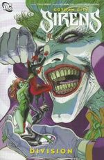 Couverture Gotham City Sirens : Division