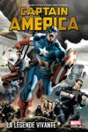 Couverture La Légende vivante - Captain America, tome 2