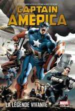 Couverture La Légende vivante - Captain America, tome 2