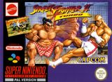 Jaquette Street Fighter II Turbo : Hyper Fighting