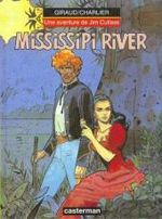 Couverture Mississipi River - Jim Cutlass, tome 1