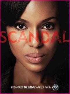 Affiche Scandal