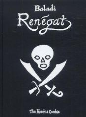Couverture Renégat