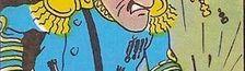 Illustration Top Bandes dessinées de Tentative de renversement du pouvoir