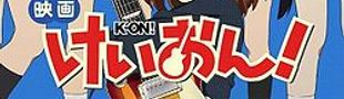 Affiche K-On ! Le Film