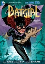 Couverture The Darkest Reflection - Batgirl, tome 1