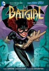 Couverture The Darkest Reflection - Batgirl (2011), Vol. 1