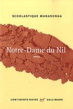 Couverture Notre-Dame du Nil