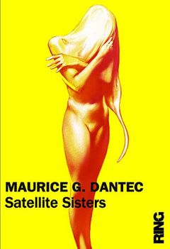 Couverture Satellite Sisters