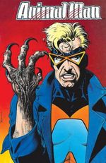 Couverture Born to be Wild - Animal Man, tome 4