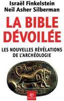 Couverture La Bible dévoilée