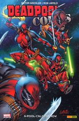 Couverture A-pool-calypse now - Deadpool Corps, tome 1