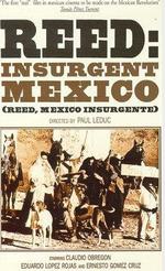 Affiche John Reed, Mexico insurgente