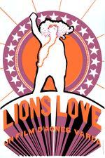 Affiche Lions Love