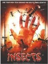Affiche Insects