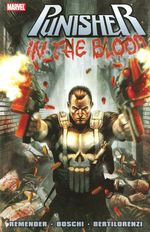 Couverture Punisher: In the Blood
