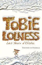 Couverture Les Yeux d'Elisha - Tobie Lolness, tome 2