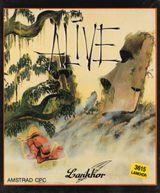 Jaquette Alive
