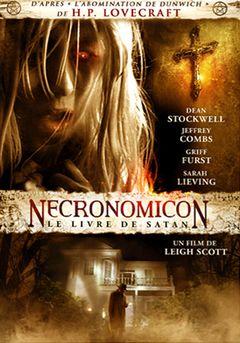 Affiche Necronomicon, le livre de Satan