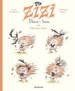 Couverture Cheveux rester - Zizi chauve-souris, tome 1