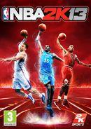 Jaquette NBA 2K13