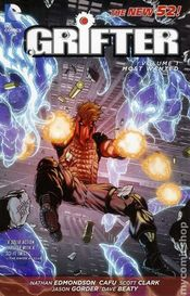 Couverture Most Wanted - Grifter, tome 1