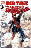 Couverture The Amazing Spider-Man (1999 - 2014)