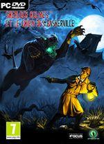 Jaquette Sherlock Holmes et le Chien des Baskerville