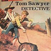 Couverture Tom Sawyer détective