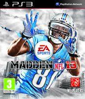 Jaquette Madden NFL 13