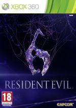 Jaquette Resident Evil 6