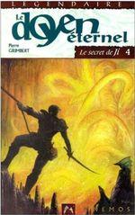 Couverture Le Doyen éternel - Le Secret de Ji, tome 4